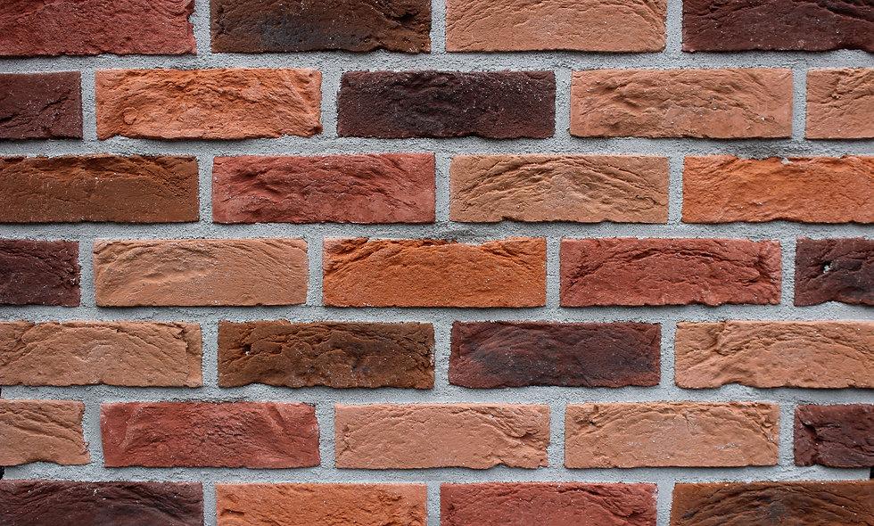 Облицювальна плитка Loft Brick Бостон 30 Червоно-коричневий