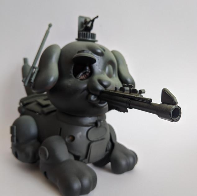 Trooper Scooper Support Tank