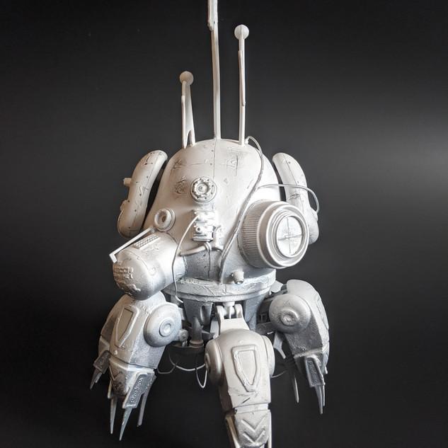 Propulsion Urban Gun Crawler (P.U.G Crawler)