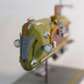 Wagon Queen DeoSpeeder