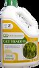 2 Litre Get Healthy Hose on Bottle Liquid Fertiliser NPK 18:6:14 with Organic Kelp fertiliser for the lawn and gardenby Get Grassed