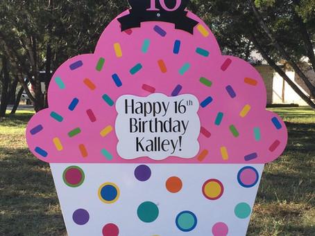 Sweet 16 Kalley