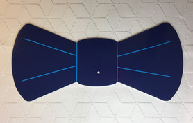 Blue Bow