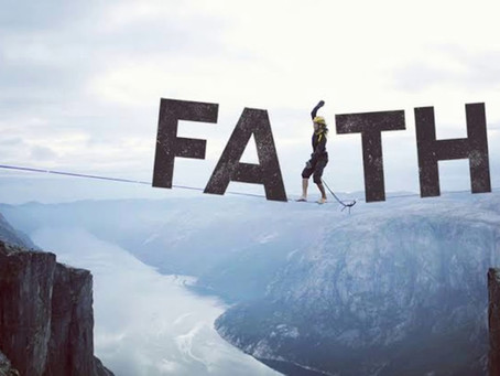 Grace, Faith, and Patience