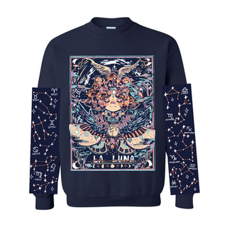 La Luna Sweatshirt Mockup