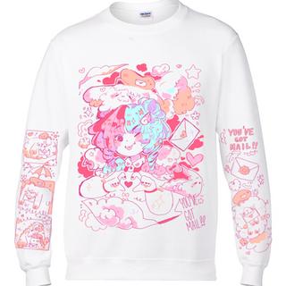 You've Got Mail Sweatshirt Mockup