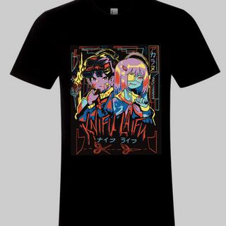 Knifu Laifu T-shirt Mockup