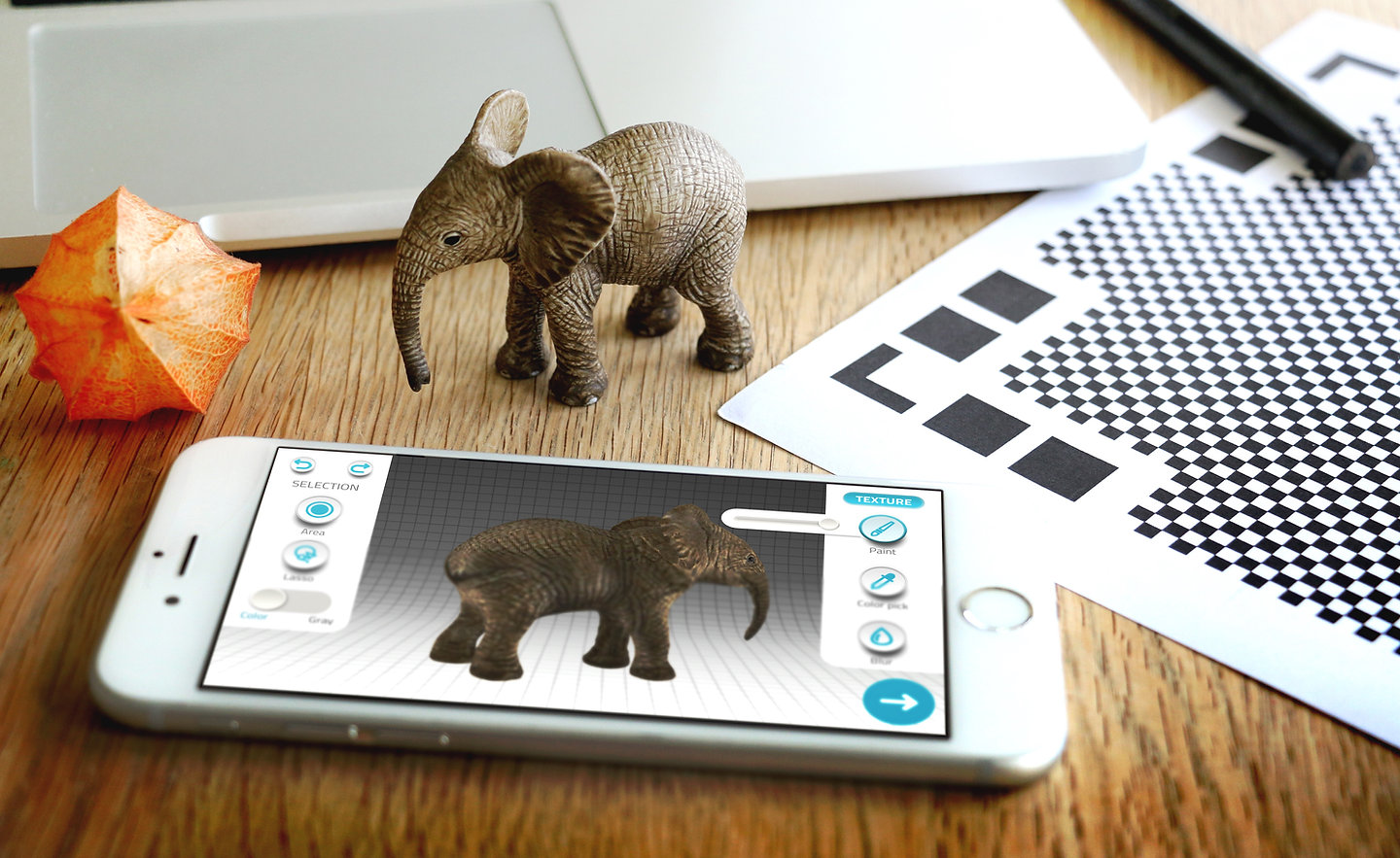 Qlone, the all in one tool for 3D Scanning
