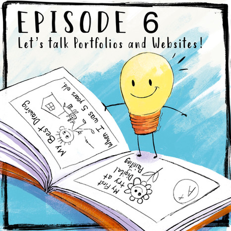 Episode 6 Portfolios Part 1 & 2