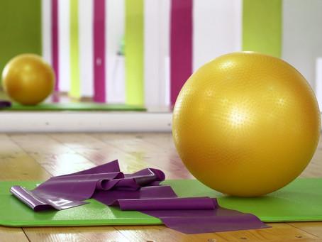 Pilates Sensations - chaque lundi de 14h15 à 15h15