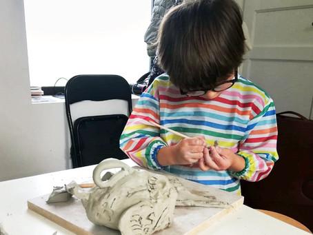 Atelier bimensuel modelage enfants : mercredi 12 mai 11h-12h