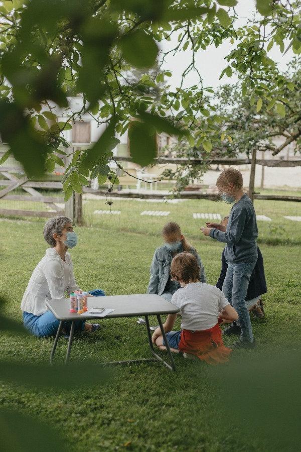 Atelier enfant sophrologie & philosophie