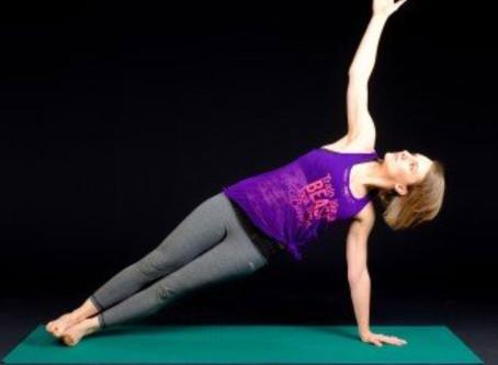 Pilates Energie: lundi 12h30-13h30*