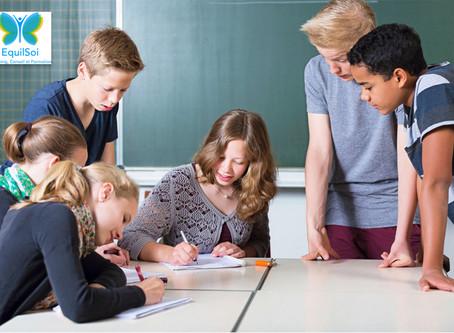 Atelier de coaching scolaire pour les collégien(ne)s – 19, 20 et 21 octobre