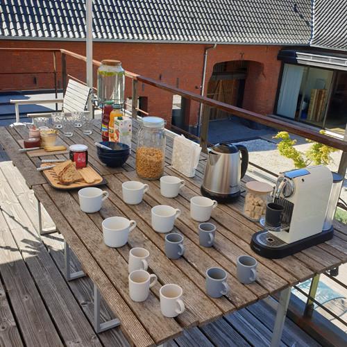 Le rooftop - Auprès de mon Arbre
