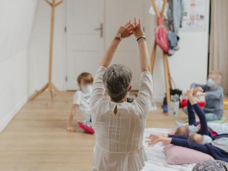 Atelier mensuel parent/enfant de sophrologie : à partir du 25 septembre