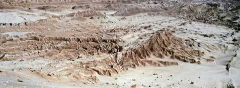 Valle de la muerte #01