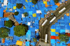Largo da Concórdia, 2004