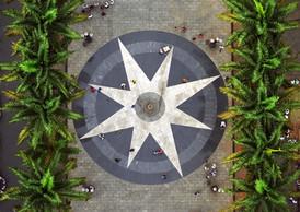 Praça da Sé, 2004
