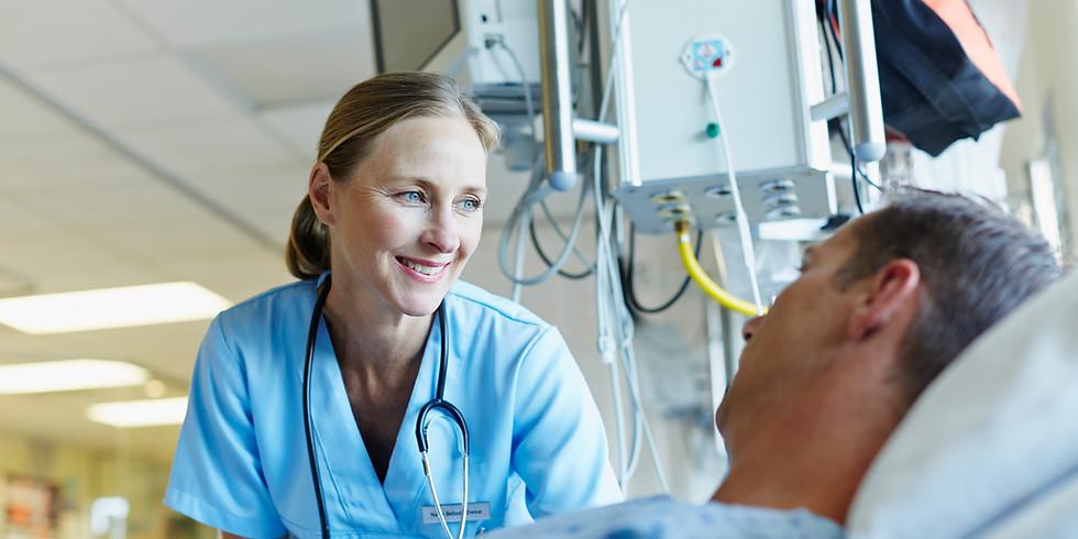 Examen verpleegkundige vaardigheden en klinisch redeneren (11/12)