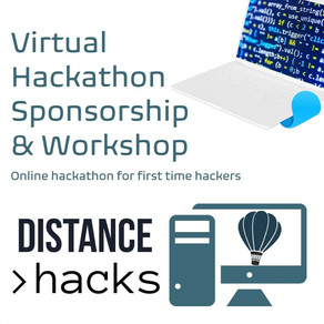 echoAR sponsors DistanceHacks and runs Virtual Workshop