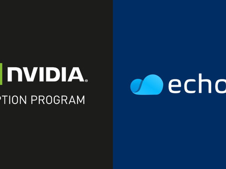echoAR joins NVIDIA Inception Program