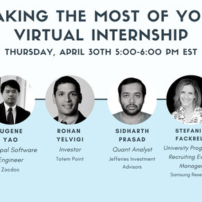 echoAR joins Columbia University panel on Virtual Internships