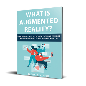 echoAR featured in this new AR book