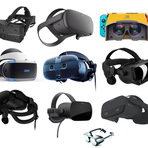 The Best Virtual Reality Headsets Out There