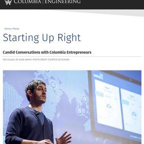 echoAR featured on the Columbia Engineering website