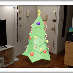 Merry Christmas in AR!🎄