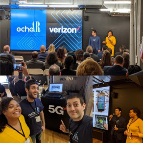 echoAR + Verizon 5G