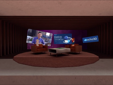 echo3D featured on the See You in VRpodcast