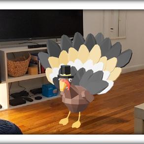 Happy Thanksgiving in AR! 🦃