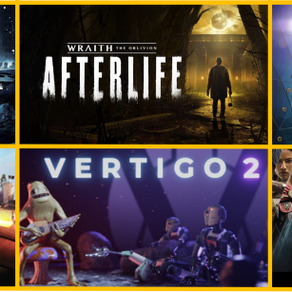 The Best VR games coming in2021