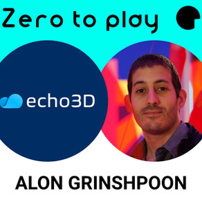 echo3D featured on the Zero to Playpodcast