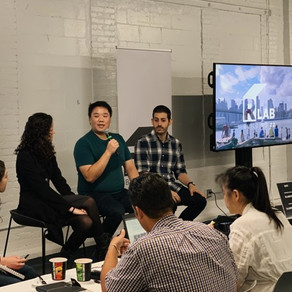 AR/VR Founders Panels at RLab