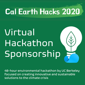 echoAR sponsors Cal Earth Hacks 2020