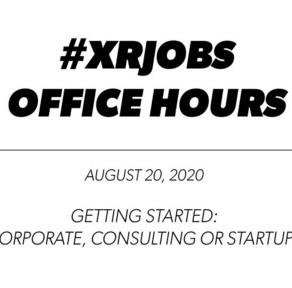 echoAR Joins RLab Office Hours on XR Jobs