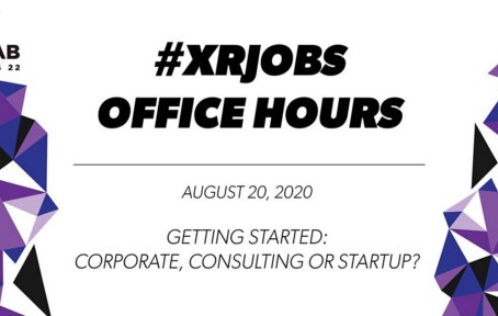 echoAR Joins RLab Office Hours on XR Jobs