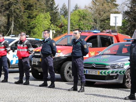 COVID-19: Profissionais da ULS da Guarda foram homenageados