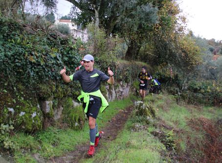 Trail Giro do Horizonte em Chãs de Tavares recebeu 295 participantes