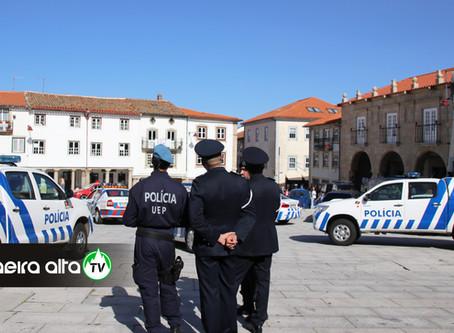 Forças de segurança e bombeiros vão homenagear profissionais do Hospital da Guarda na sexta-feira