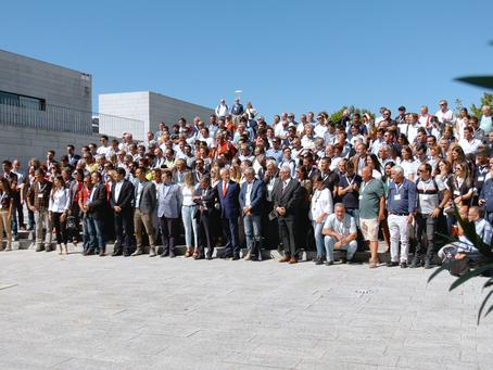10º Encontro Europeu da Castanha em Trancoso reuniu 250 participantes de 7 nacionalidades
