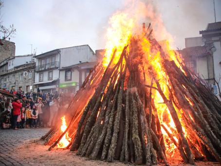 Madeiro de Natal vai aquecer e iluminar a Guarda no dia 24 de dezembro
