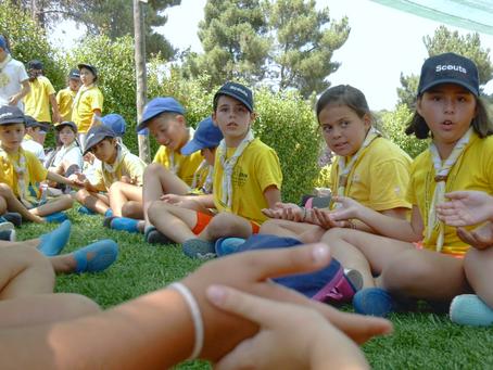 Acampamento Regional junta 400 escuteiros em Celorico da Beira