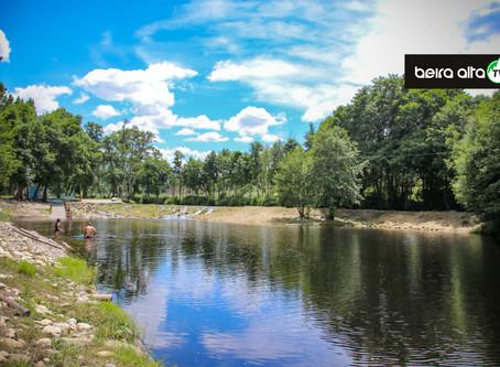 Praia Fluvial de Aldeia Viçosa abre a 13 de junho