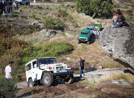 17º Raid Riscos em Pinhel