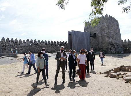 Município de Trancoso projeta Museu da Cidade e requalifica necrópole de Moreira de Rei e Castelo