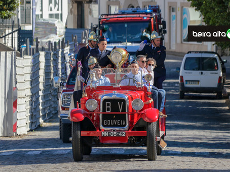 Bombeiros Voluntários de Gouveia comemoram 117 anos de vida nos dias 3 e 4 de julho